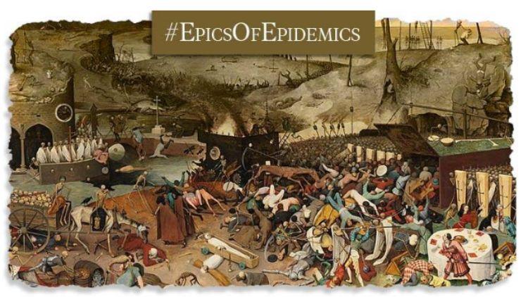 انسانی تہذیب  نے  تاریخ  میں   ہمیشہ وبا کے خطرے سے مزاحمت کی ہے