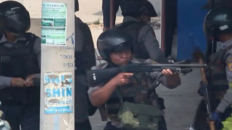 سیکیورٹی فورسز کی جانب سے کی گئی اس فائرنگ پر دنیا کے 12 ملکوں کے فوجی سربراہان نے مذمت کی