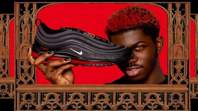 شیطانی جوتوں  کی فروخت بند