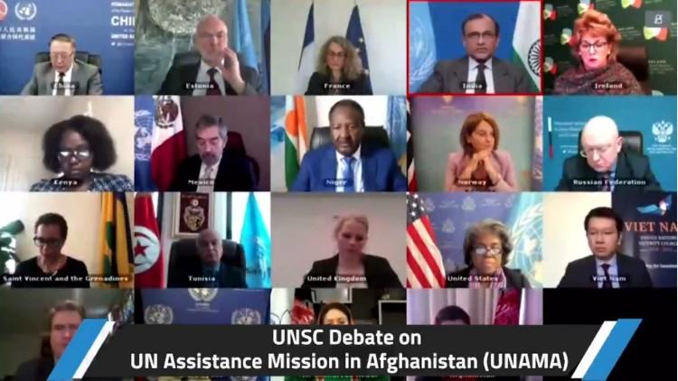 اقوام متحدہ سلامتی کاونسل کا اجلاس