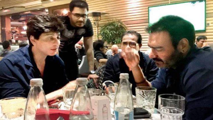 شاہ رخ خان اور اجے دیوگن