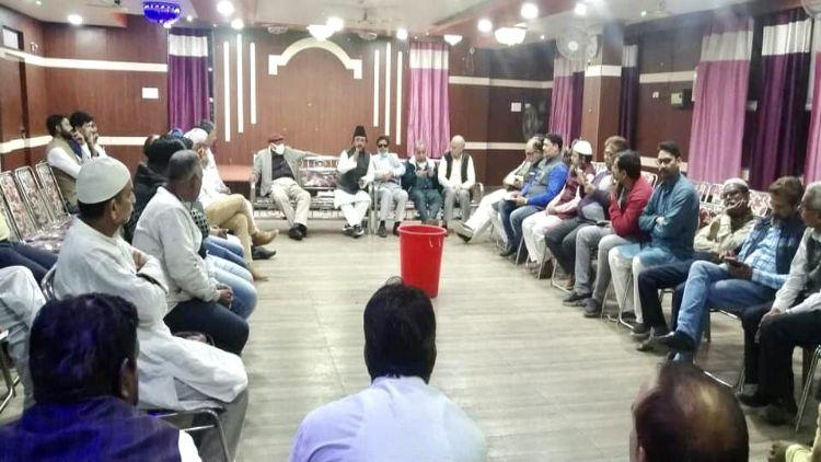 صوفی کانفرنس کی تیاریاں