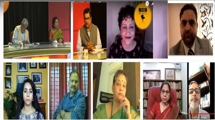 اردو یونیورسٹی میں صنفی رپورٹنگ پر پینل مباحثہ